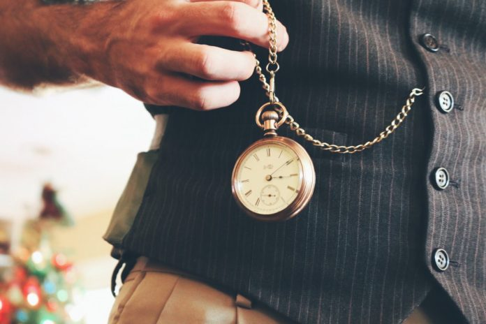 Kapesní hodinky opět v módě  61596e98d3